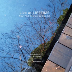 Live at LIFETIME/ New York Standards Quartet