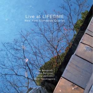 Live at LIFETIME/ New York Standards Quartet
